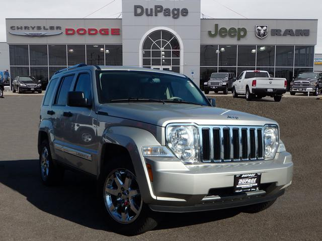 2008 jeep liberty limited edition glendale heights il for sale in glendale heights illinois. Black Bedroom Furniture Sets. Home Design Ideas