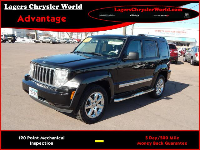 2008 Jeep Liberty Limited Edition Mankato, MN