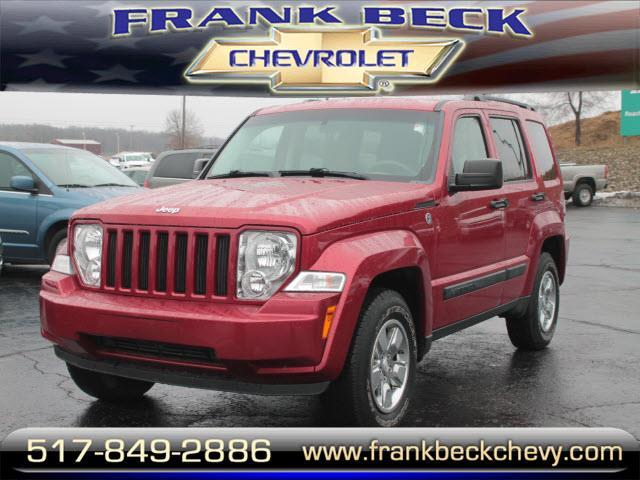 2008 jeep liberty sport 4x4 sport 4dr suv for sale in hillsdale michigan classified. Black Bedroom Furniture Sets. Home Design Ideas