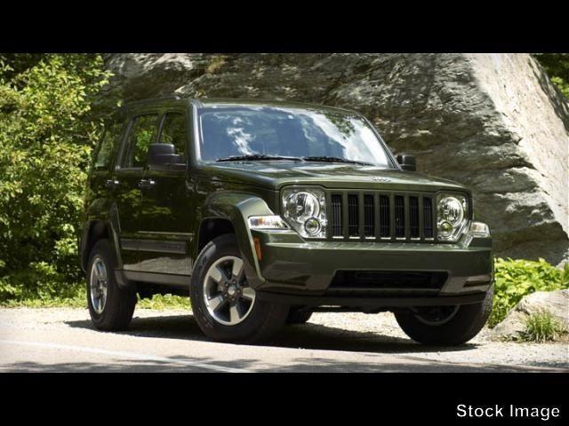 2008 Jeep Liberty Sport 4x4 Sport 4dr SUV