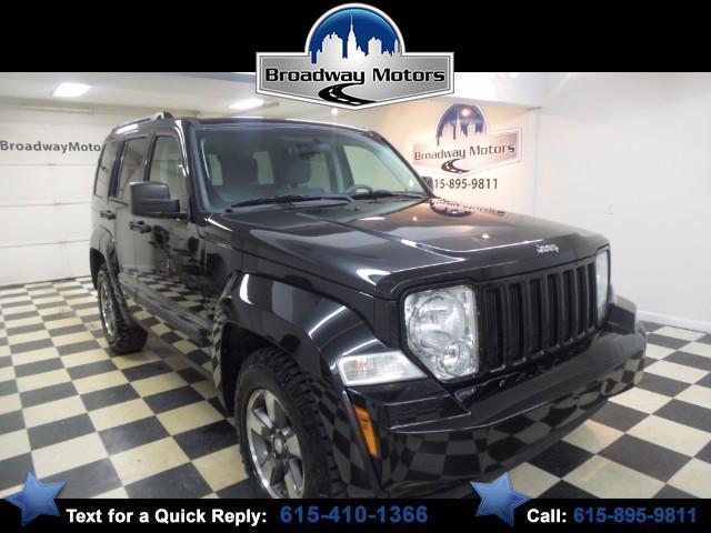 2008 jeep liberty sport 4x4 sport 4dr suv for sale in for Liberty motors murfreesboro tn