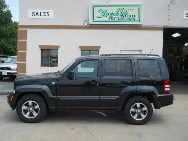 2008 jeep liberty sport for sale in dell rapids south dakota classified. Black Bedroom Furniture Sets. Home Design Ideas