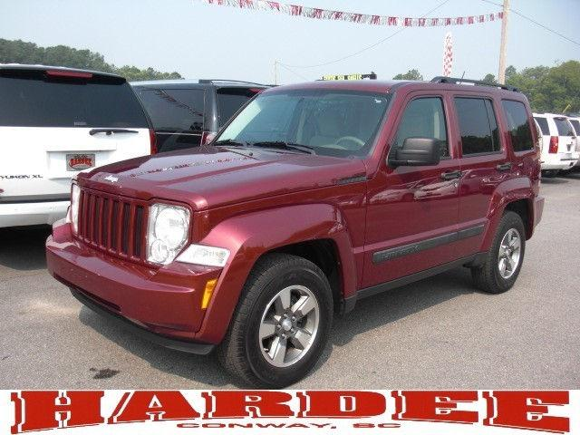 2008 jeep liberty sport for sale in conway south carolina classified. Black Bedroom Furniture Sets. Home Design Ideas