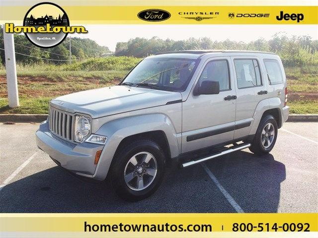 2008 jeep liberty sport for sale in opelika alabama classified. Black Bedroom Furniture Sets. Home Design Ideas
