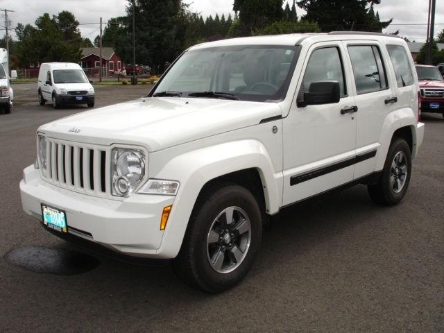 2008 jeep liberty sport for sale in dallas oregon classified. Cars Review. Best American Auto & Cars Review