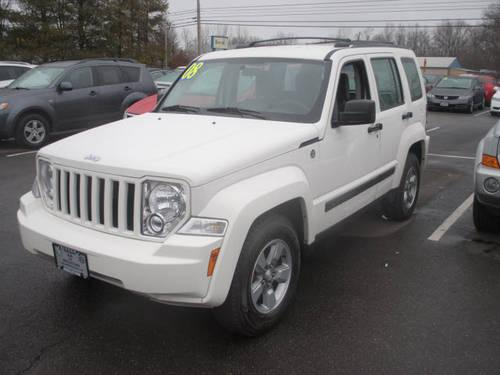 2008 jeep liberty suv 4x4 sport for sale in new hampton new york classified. Black Bedroom Furniture Sets. Home Design Ideas