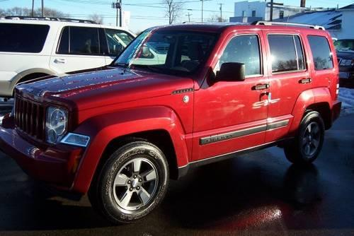 2008 jeep liberty suv for sale in monroe michigan classified. Black Bedroom Furniture Sets. Home Design Ideas