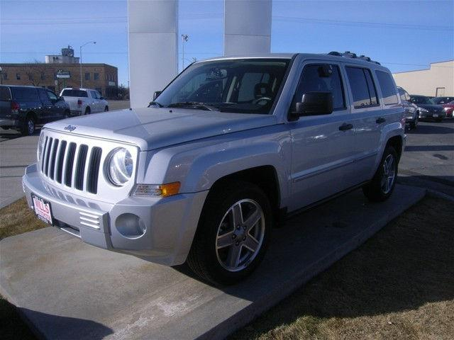 2008 jeep patriot limited for sale in twin falls idaho. Black Bedroom Furniture Sets. Home Design Ideas