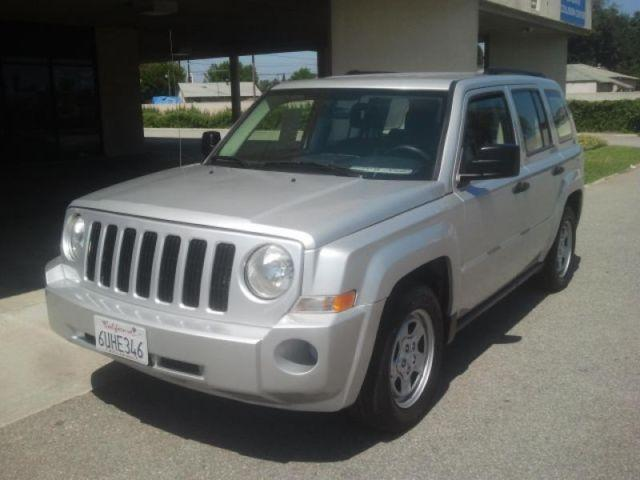 2008 jeep patriot sport 2wd for sale in city of industry. Black Bedroom Furniture Sets. Home Design Ideas