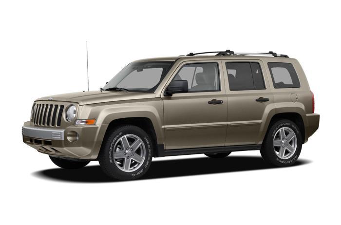 2008 jeep patriot sport 4x4 sport 4dr suv w cj1 side. Black Bedroom Furniture Sets. Home Design Ideas