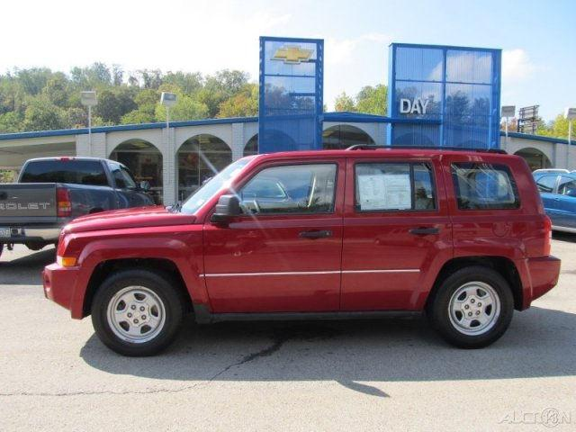 2008 jeep patriot sport for sale in uniontown. Black Bedroom Furniture Sets. Home Design Ideas