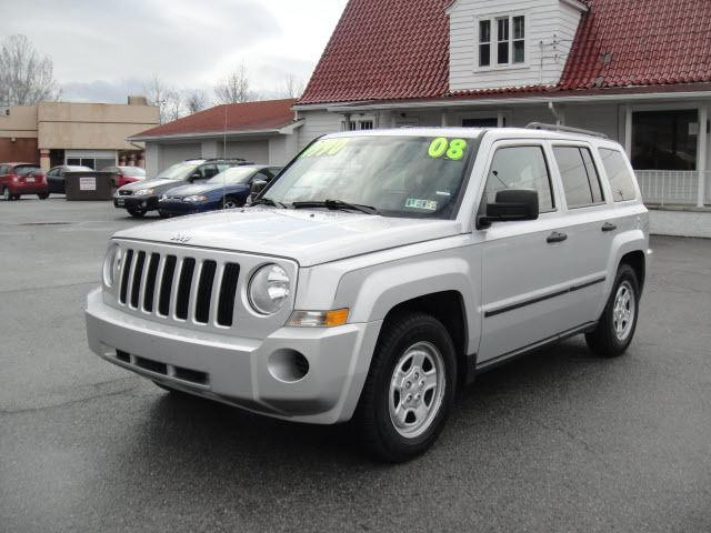 2008 jeep patriot sport for sale in duncansville. Black Bedroom Furniture Sets. Home Design Ideas