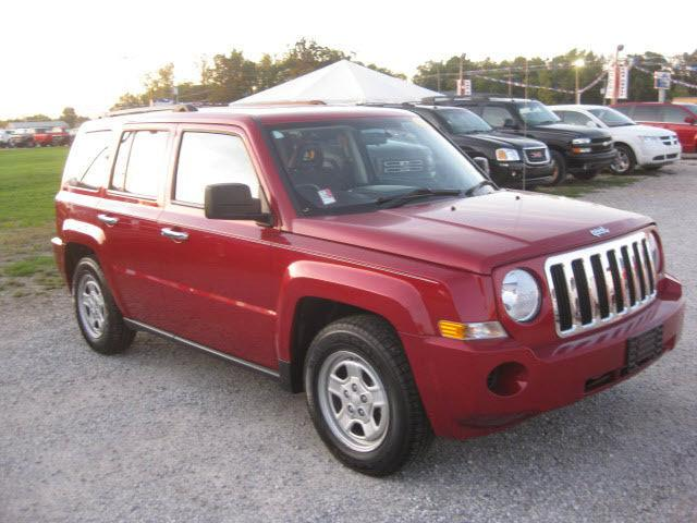 2008 jeep patriot sport for sale in mount carmel illinois. Black Bedroom Furniture Sets. Home Design Ideas