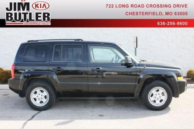 2008 jeep patriot sport for sale in chesterfield missouri. Black Bedroom Furniture Sets. Home Design Ideas