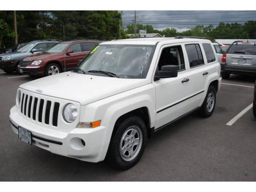 2008 jeep patriot suv 4x4 sport for sale in new hampton. Black Bedroom Furniture Sets. Home Design Ideas