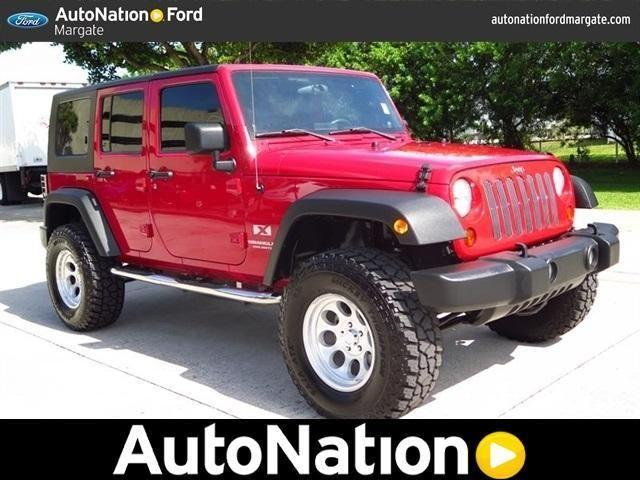 2008 jeep wrangler for sale in pompano beach florida classified. Black Bedroom Furniture Sets. Home Design Ideas