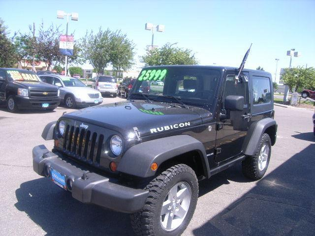2008 Jeep Wrangler Rubicon for Sale in Twin Falls, Idaho ...