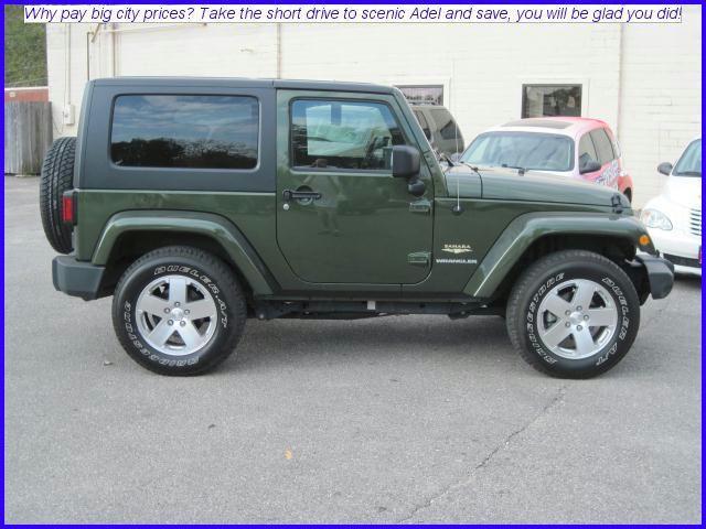 2008 jeep wrangler sahara for sale in adel iowa classified. Black Bedroom Furniture Sets. Home Design Ideas