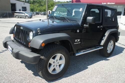 2008 jeep wrangler sport utility x for sale in carrollton maryland classified. Black Bedroom Furniture Sets. Home Design Ideas