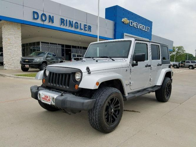 2008 jeep wrangler unlimited sahara 4x4 sahara 4dr suv for sale in temple texas classified. Black Bedroom Furniture Sets. Home Design Ideas