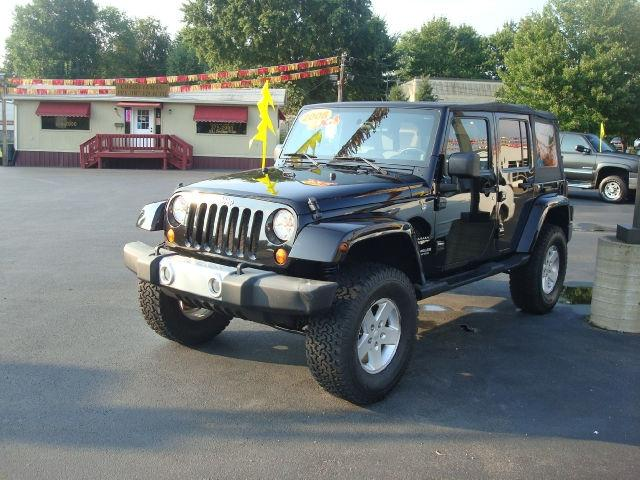 2008 jeep wrangler unlimited sahara for sale in williamstown west virginia classified. Black Bedroom Furniture Sets. Home Design Ideas