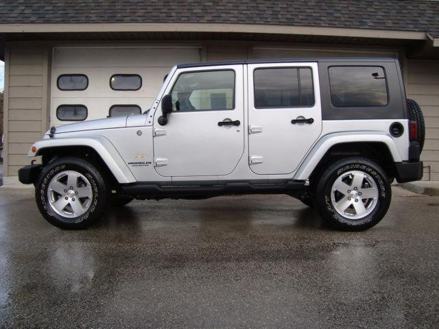 2008 jeep wrangler unlimited sahara for sale in sturgeon bay. Cars Review. Best American Auto & Cars Review
