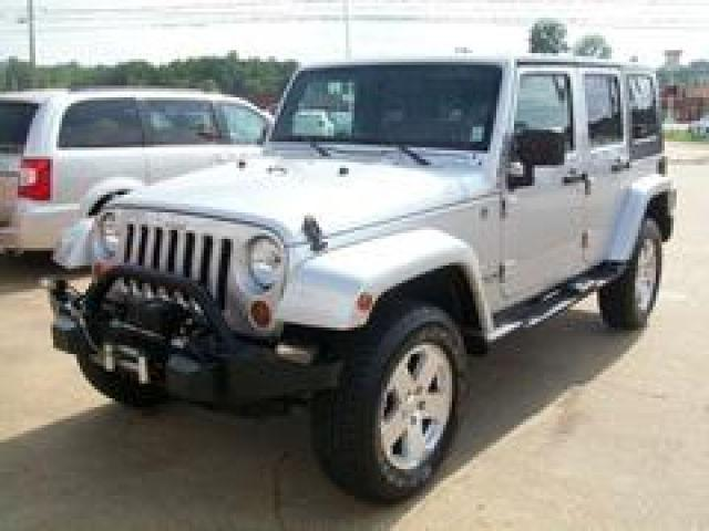 2008 jeep wrangler unlimited sahara for sale in grenada mississippi classified. Black Bedroom Furniture Sets. Home Design Ideas