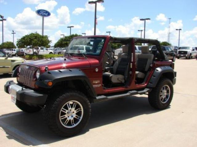 2008 jeep wrangler unlimited sahara for sale in brenham texas. Cars Review. Best American Auto & Cars Review