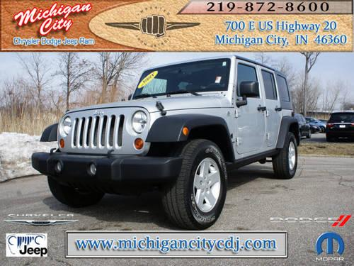 2008 jeep wrangler unlimited suv 4x4 x 4dr suv for sale in long beach indiana classified. Black Bedroom Furniture Sets. Home Design Ideas