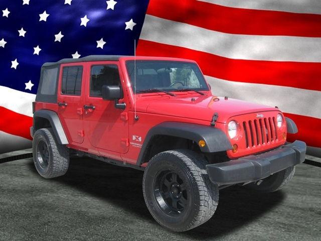 Auto Sales In Newport Ar: 2008 Jeep Wrangler Unlimited X For Sale In Newport
