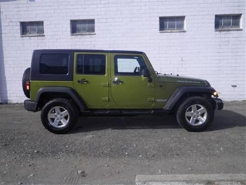 2008 JEEP Wrangler WAGON 4 DOOR 4WD 4dr Unlimited