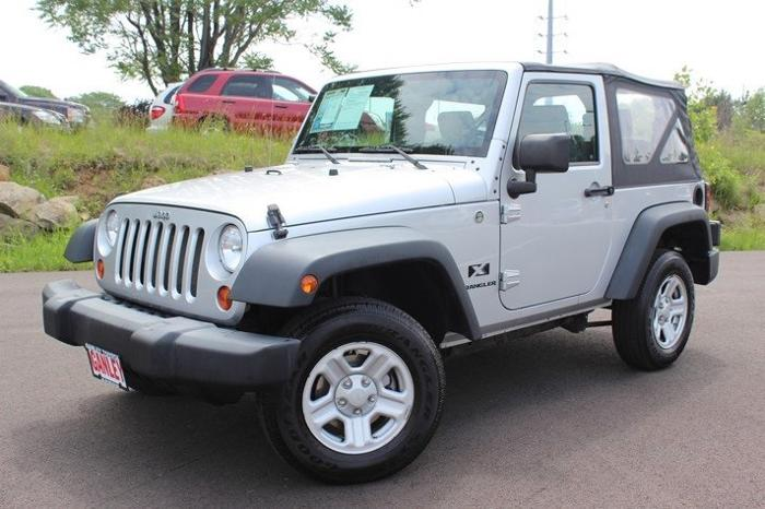 2008 jeep wrangler x akron oh for sale in akron ohio classified. Cars Review. Best American Auto & Cars Review