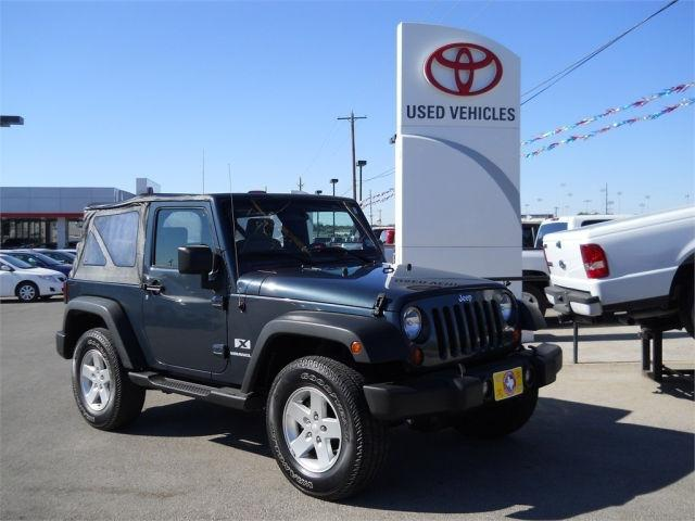 2008 jeep wrangler x for sale in san angelo texas classified. Black Bedroom Furniture Sets. Home Design Ideas