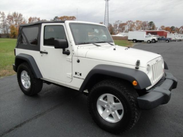 2008 jeep wrangler x for sale in laurel delaware classified. Black Bedroom Furniture Sets. Home Design Ideas