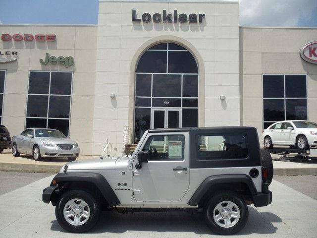 2008 jeep wrangler x rhd for sale in tuscaloosa alabama classified. Black Bedroom Furniture Sets. Home Design Ideas