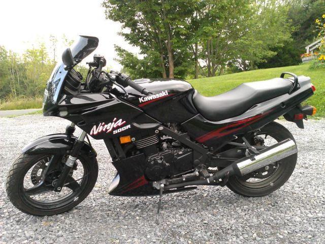 2008 Kawasaki Ninja 500r Ex500 Gpz500s For Sale In Utica