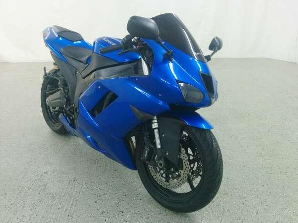 2008 kawasaki ninja zx 6r for sale in downers grove illinois classified. Black Bedroom Furniture Sets. Home Design Ideas