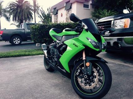 2008 Kawasaki Ninja ZX10R