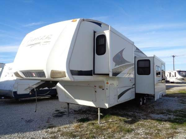 2008 Keystone Cougar 292rks For Sale In Weatherford Texas