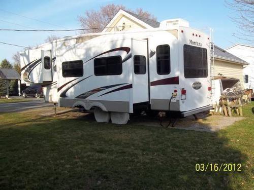 2008 Keystone Montana Mountaineer For Sale In Lyndonville