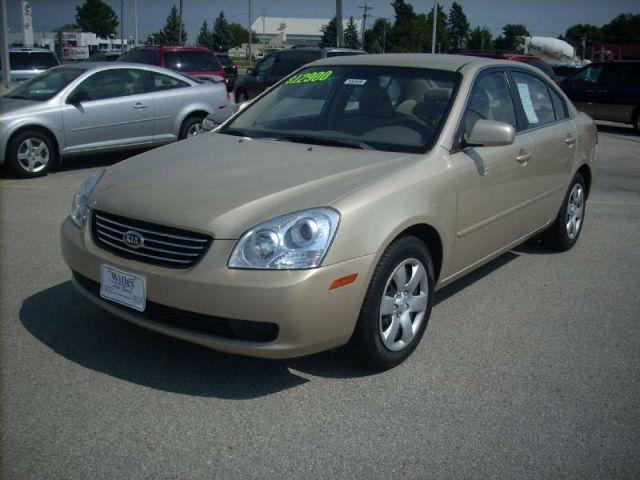 2008 Kia Optima Lx For Sale In Ames Iowa Classified