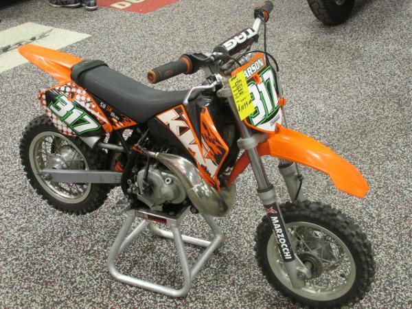 2008 ktm 50 sx mini for sale in springfield ohio classified. Black Bedroom Furniture Sets. Home Design Ideas
