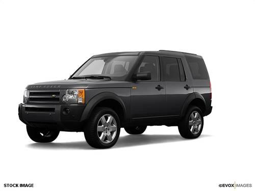 2008 Land Rover LR3 SUV 4X4 SE for Sale in Spartanburg ...