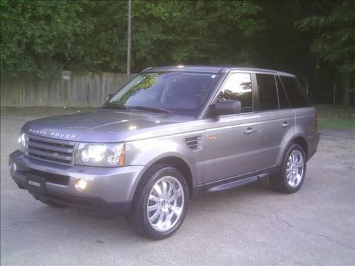 2008 Land Rover Range Rover Sport Hse For Sale In Memphis