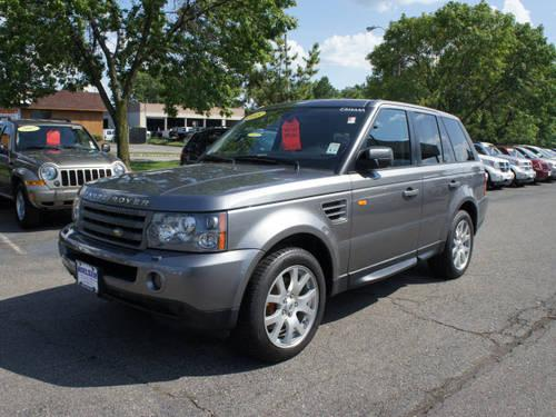 2008 land rover range rover sport suv 4x4 hse for sale in east hanover new jersey classified. Black Bedroom Furniture Sets. Home Design Ideas