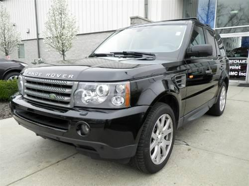 2008 land rover range rover sport suv hse for sale in. Black Bedroom Furniture Sets. Home Design Ideas