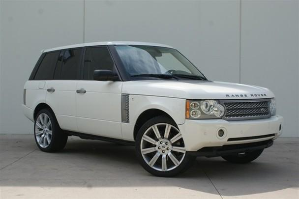 2008 Range Rover Hse Supercharged For Sale In Ca Autos Post