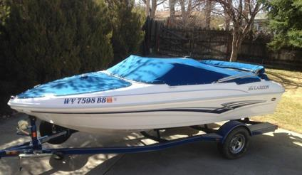 2008 Larson 18 Ft Bowrider Boat For Sale In Chicago