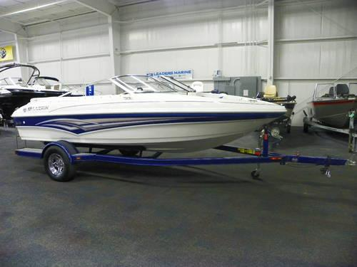American 180 Full Auto For Sale: 2008 Larson 180 Sport W/Volvo 190hp 4.3GL V6! For Sale In