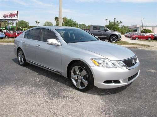 2008 lexus gs 350 4dr sdn rwd for sale in bradenton florida classified. Black Bedroom Furniture Sets. Home Design Ideas